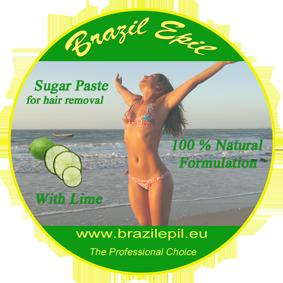 brazil epil sugar wax